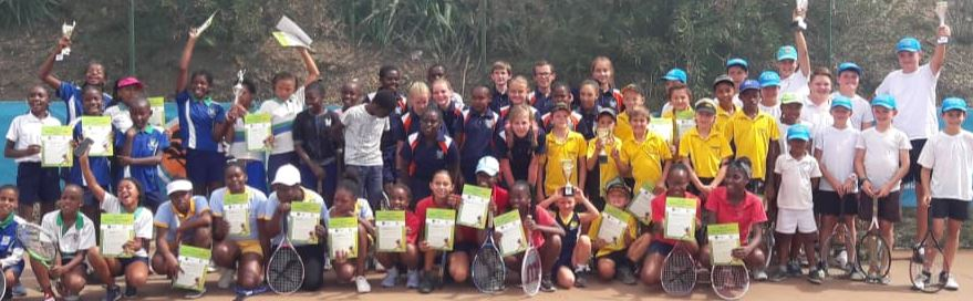 Grassroots tennis league gives beginners platform to hone skills