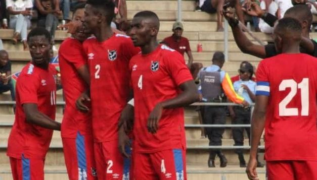 Brave Warriors raring to face Zambia in Dr. Geingob Cup