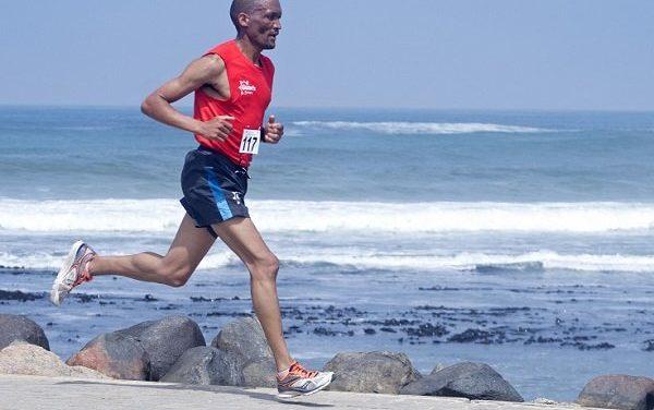 Sunday's Swakopmund triathlon again to separate the men from the boys