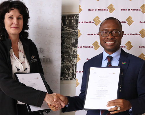 Central bank avails N$50 million for SME financing strategy implementation