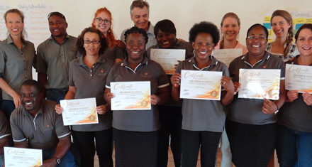 Gondwana programme equips employees with necessary skills to become bosses