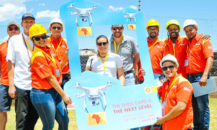 First ever drone challenge coincides with Shell Card re-launch