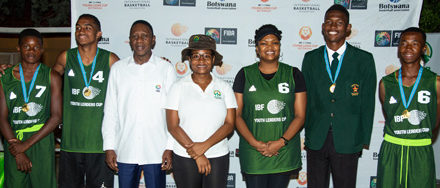 Namibia represented well at basketball tournament in Botswana