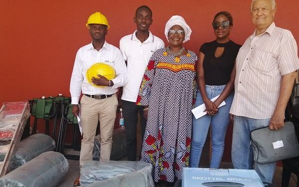 Windhoek East constituency supports small entrepreneurs for growth and for employment