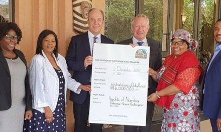 Windhoek Country Club resort best-run state-owned company – Minister