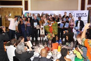 Local tech startup, Dololo named best accelerator/incubator at Southern Africa Startup awards