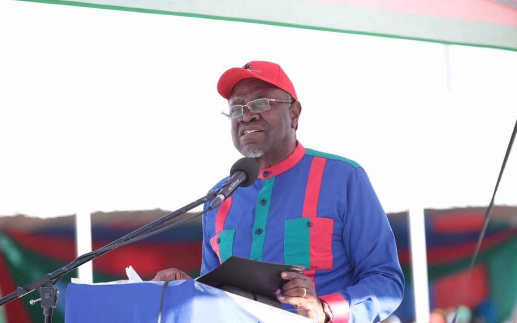 Geingob gets second term –  Swapo Party maintained dominance in the National Assembly, secures 63 seats
