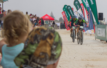 Riders gear up to take on the gruelling Namib Desert – 4% increase in female participants