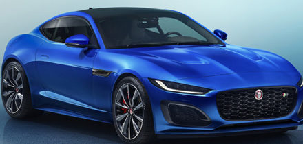 Jaguar unleashes the new F-TYPE