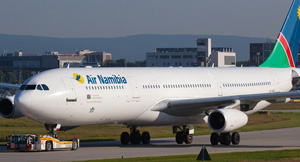 Air Namibia grounds all operations until  20 April