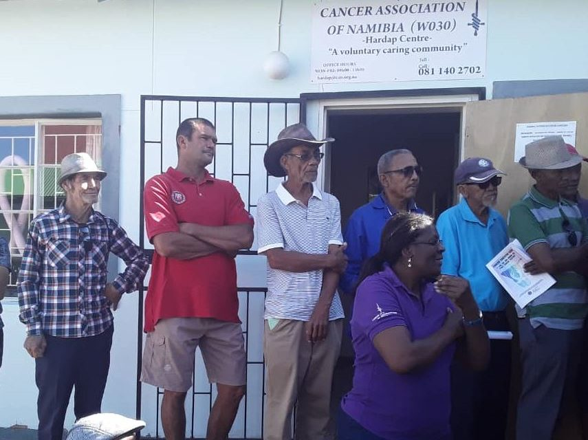 Cancer Association starts outreach programme in the Hardap Region