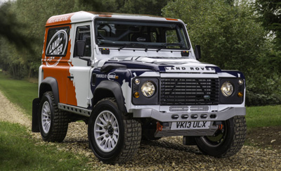 Jaguar Land Rover acquires all-terrain performance specialist brand Bowler