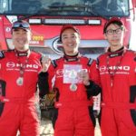 Team Sugawara takes 11th class win in 2020 Dakar in a 4-wheel-drive Series 500 Hino