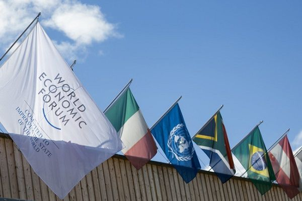 Davos side-discussions underline the role of finance in achieving development goals
