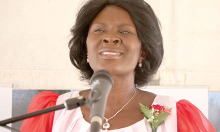 Windhoek Mayor moves her office to Babylon