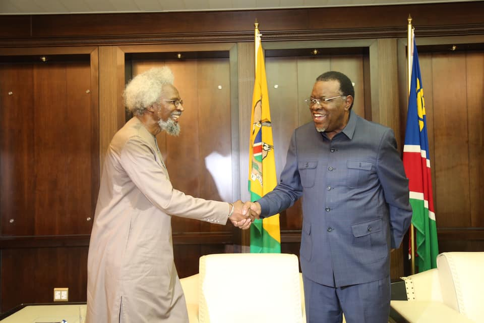 President invited to lead as Southern African Champion on the AU Committee on arts, culture