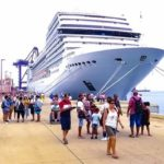 Mega cruiser's passengers enthralled by Walvis experience, many more ships to follow
