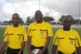 Kanyanga among the 39 referees selected for the 2020 African Nations Championship