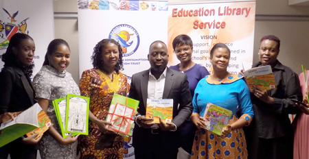 Fish Consumption Trust joins drive to revive reading culture – donates 400 story books to One-Child One-Book campaign