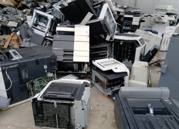 Increased awareness of E-waste results in increased local recycling figures