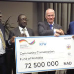 Community Conservation Fund of Namibia successfully launched