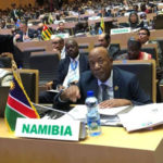 Africans should play a lead role on all issues of peace and security on the continent says Mbumba