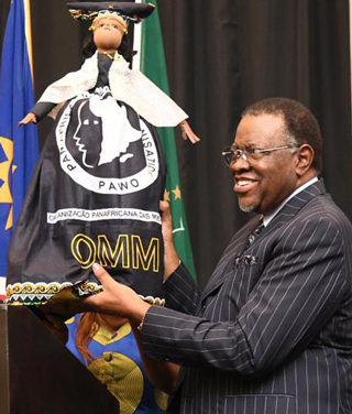 Gender parity is a means to address historical imbalances and injustices – Geingob