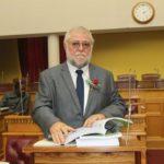 Schlettwein retables FIM Bill for the third time