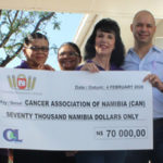 Breweries donates to Cancer Association on World Cancer Day