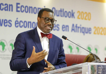 """Nobody eats GDP"" says African Development Bank President – calls for inclusive growth"
