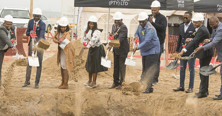 PowerCom commences with Walvis Bay Extension 7 tower construction