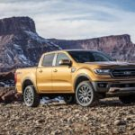 Ford Ranger remains the top light commercial vehicle export from South Africa