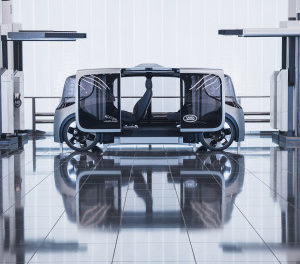 Jaguar Land Rover unveils its future of urban mobility