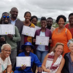 Permaculture inspired solutions leaders graduate