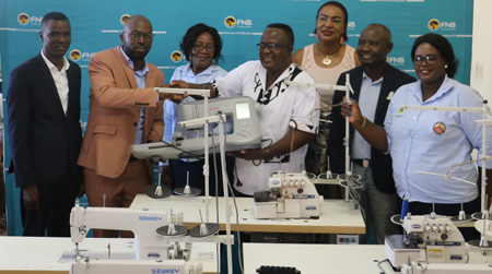 Okakarara Vocational Training Centre gets boost from FirstRand Namibia