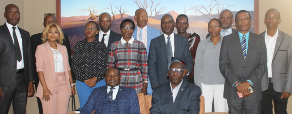 Botswana Environment Fund undertakes 3-day benchmark visit – delegation to learn from Namibia
