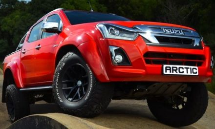 Production of seventh generation Isuzu D-MAX bakkie underway in SA – first units out by 2021
