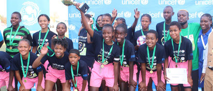 NFA to host local CAF U/15 Schools Girl Competition