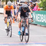 Development of cycling gets notable contribution from local bank