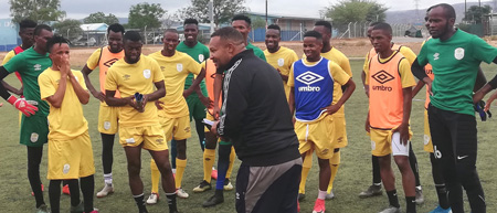 Namibia placed in Group D of the 2020 CAF CHAN Finals