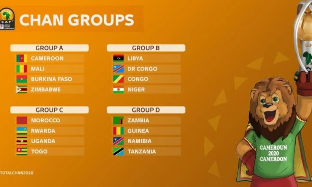 Brave Warriors to open CHAN campaign with clash against Guinea