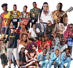 30 years of Namibian music