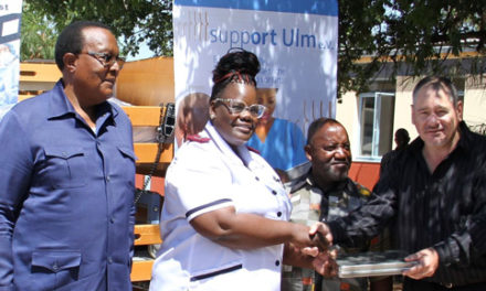 Opuwo District Hospital gets medical equipment worth N$890,000