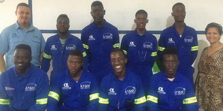 Kraatz Marine continues with positive drive for change through internship programme