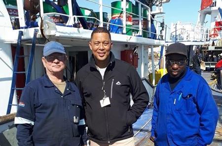 Independent investigations of causes, circumstances of sunken fishing vessel underway – report