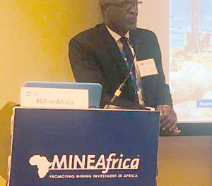 Alweendo says Africans are justified for wanting to benefit from extraction of minerals