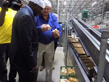Namib Mills' N$135 million state-of-the-art bread factory inaugurated