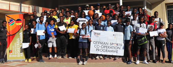 First ever basketball symposium conducted