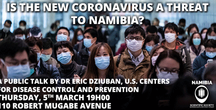 What is the Corona Virus? – Scientific Society public talk to zoom in on COVID-19