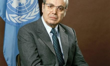 President lauds the sterling role played by the late former UN Secretary General